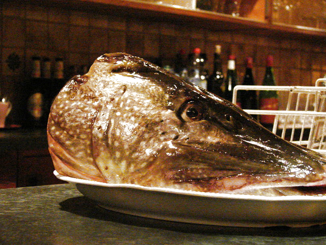 Fischrestaurant Insel Rott
